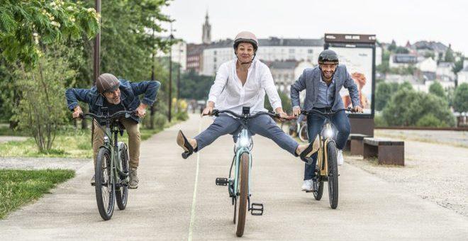 A la découverte de Reine Bike